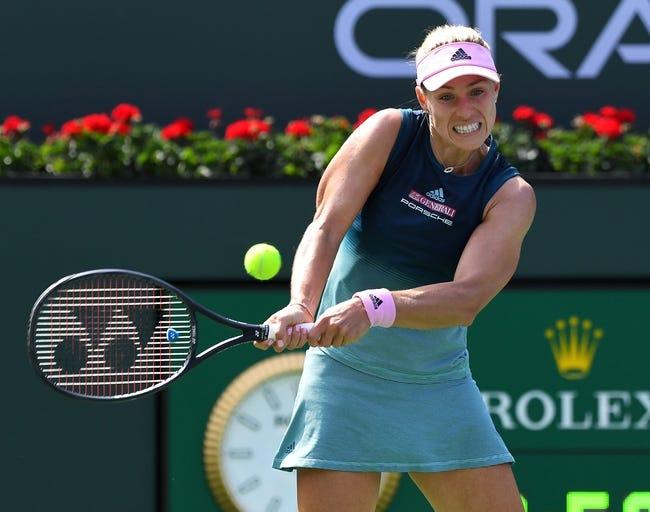 Tennis | Natalia Vikhlyantseva vs Angelique Kerber