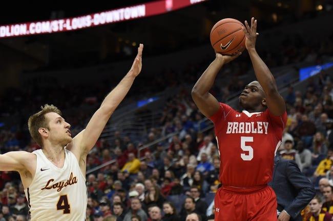 NCAA BB   Northern Iowa vs. Bradley