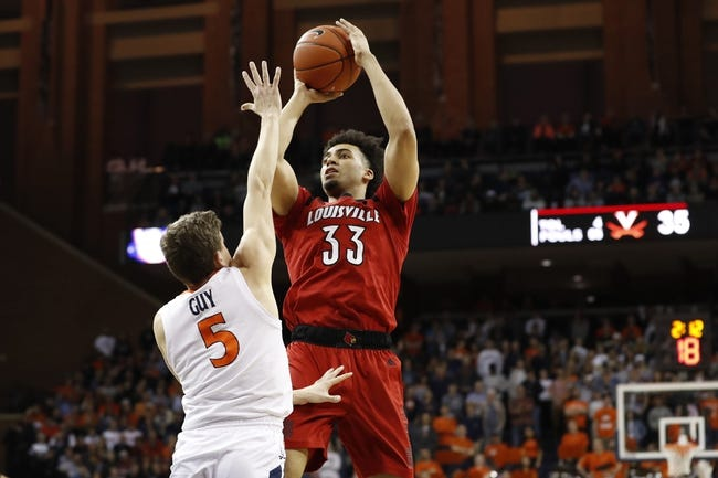 NCAA BB | Notre Dame at Louisville