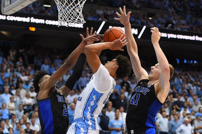 NCAA BB | Duke vs. North Carolina