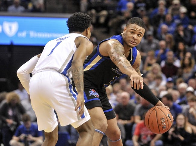 NCAA BB | SMU at Tulsa