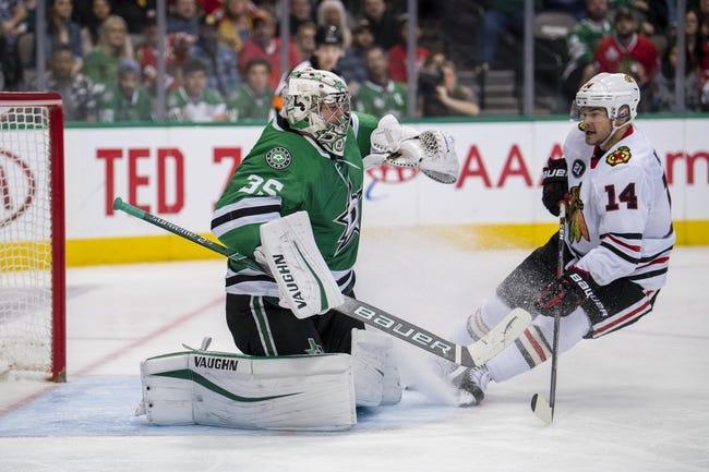 NHL | Dallas Stars at Chicago Blackhawks
