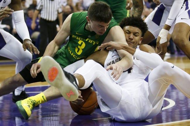 NCAA BB | Washington vs. Oregon