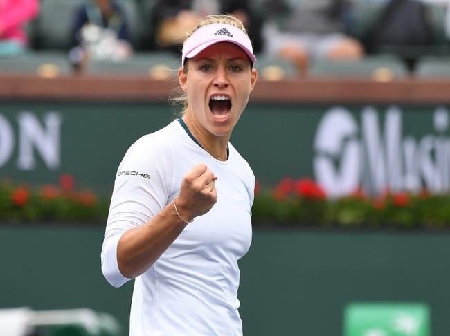 Tennis | Aryna Sabalenka vs Angelique Kerber