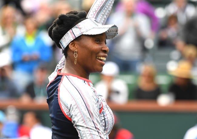 Tennis   Venus Williams vs Angelique Kerber