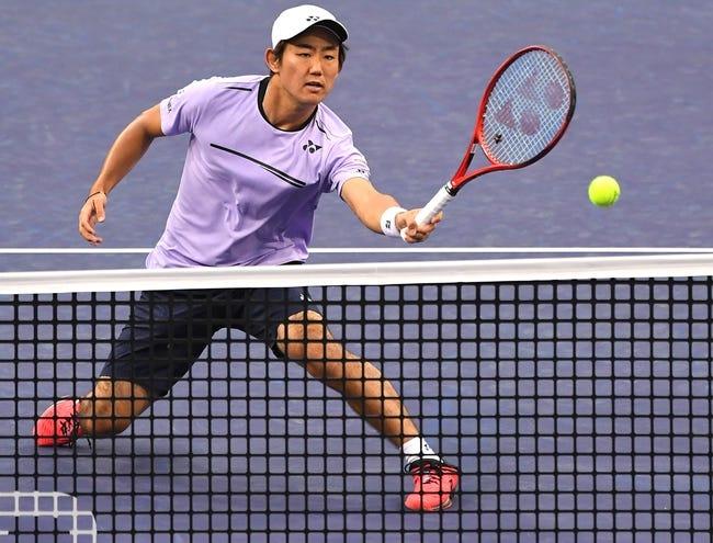 Tennis | Miomir Kecmanović vs Yoshihito Nishioka