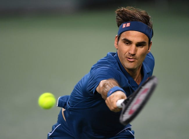 Hubert Hurkacz Vs. Roger Federer 3/15/19 ATP Tour Indian