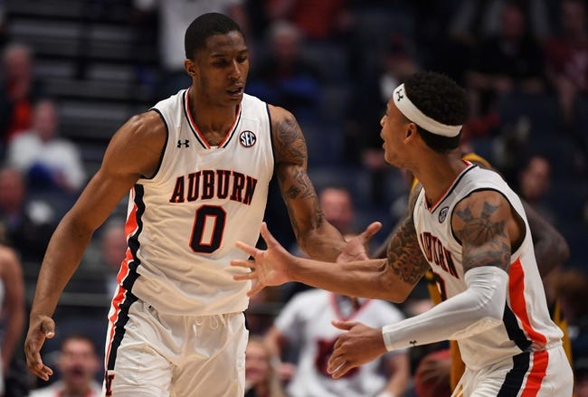 NCAA BB | Auburn at South Carolina