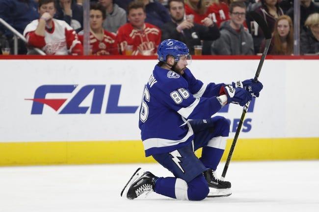 NHL | Washington Capitals at Tampa Bay Lightning