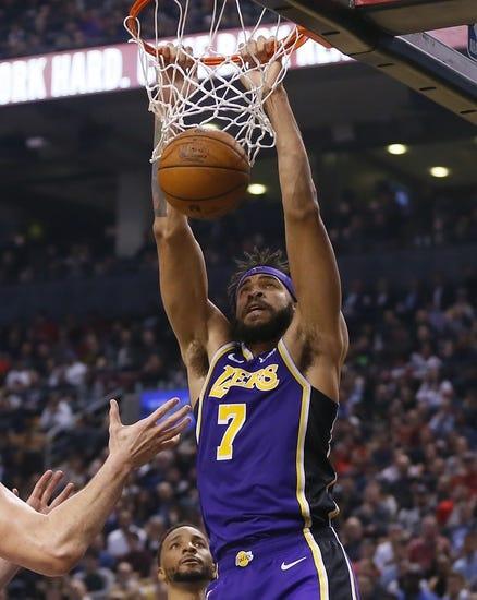 NBA | L.A. Lakers at New York Knicks
