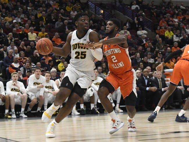 NCAA BB | Iowa at Michigan