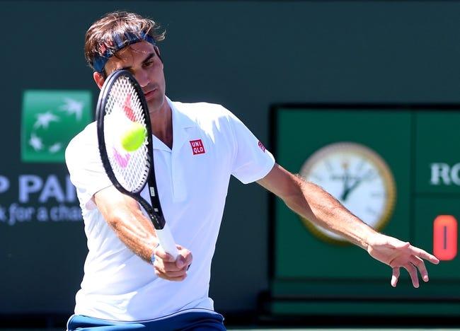 Tennis | Roger Federer vs. Dominic Thiem