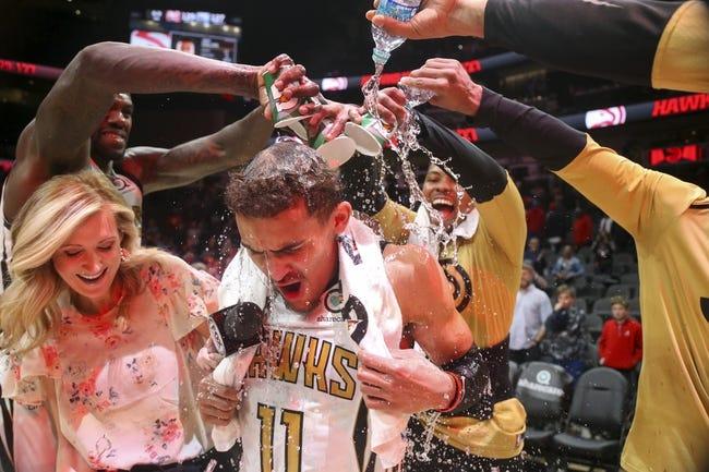 NBA | Philadelphia 76ers at Atlanta Hawks