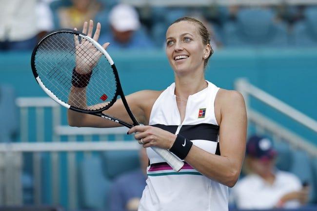 Petra Kvitova vs Ashleigh Barty 3/26/19 Miami Open Tennis ...