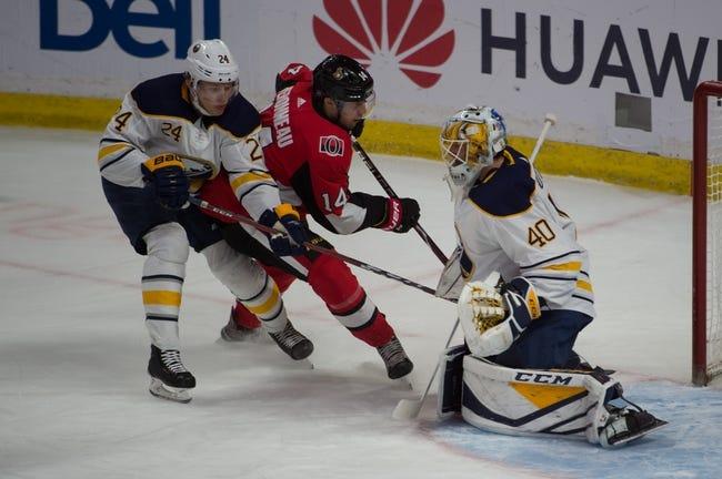 NHL | Ottawa Senators at Buffalo Sabres