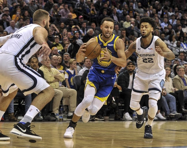 NBA   Golden State Warriors at Memphis Grizzlies