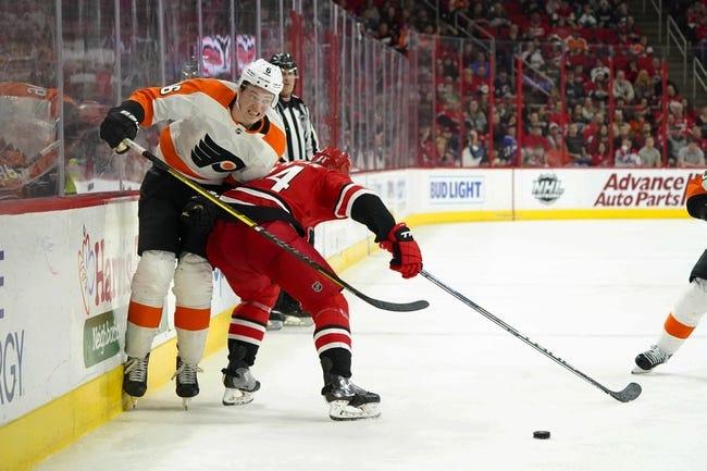 NHL | Carolina Hurricanes at Philadelphia Flyers