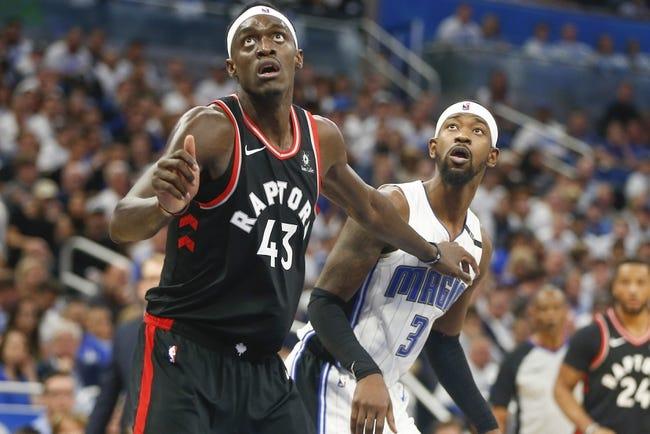 NBA | Toronto Raptors at Orlando Magic