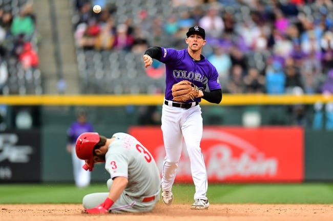 MLB | Colorado Rockies at Philadelphia Phillies