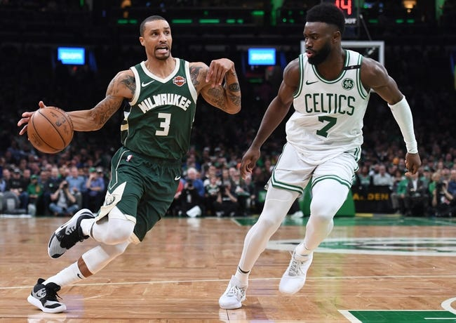 NBA | Milwaukee Bucks at Boston Celtics