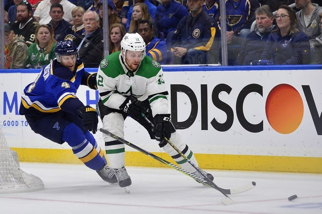 NHL | St. Louis Blues at Dallas Stars