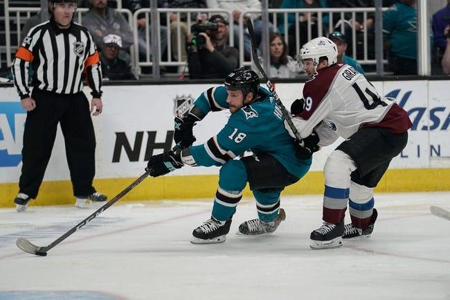 NHL | San Jose Sharks at Colorado Avalanche