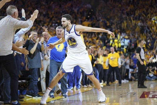 NBA | Golden State Warriors at Houston Rockets
