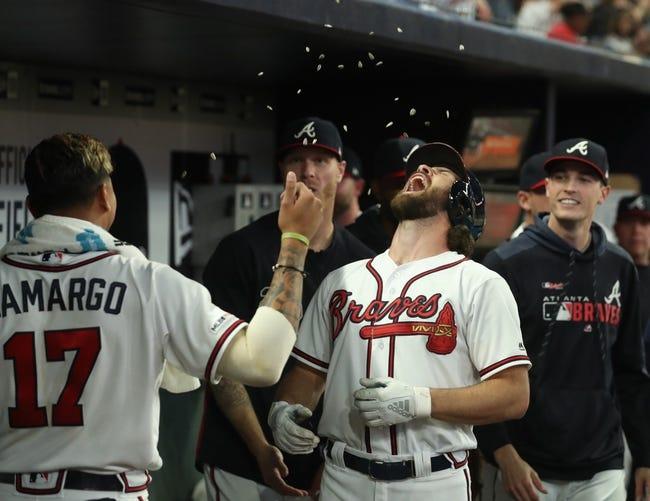 MLB | St. Louis Cardinals at Atlanta Braves