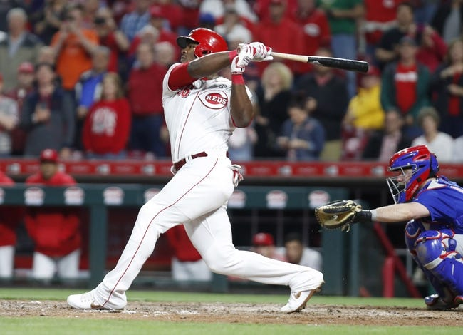 MLB | Chicago Cubs at Cincinnati Reds