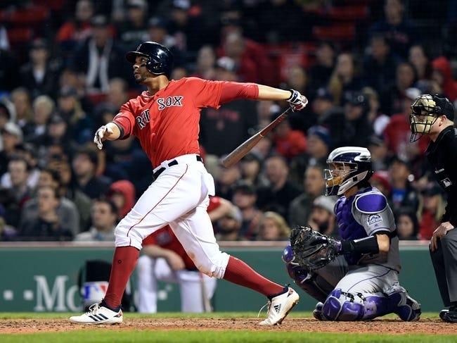 MLB | Houston Astros at Boston Red Sox