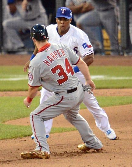 Washington Nationals vs. Texas Rangers MLB Pick, Odds, Prediction 5/30/14