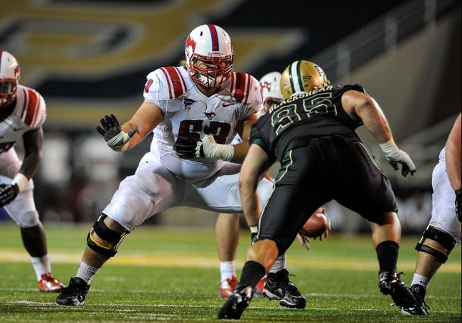 Southern Methodist Mustangs vs. Baylor Bears Pick-Odds-Prediction - 8/31/14