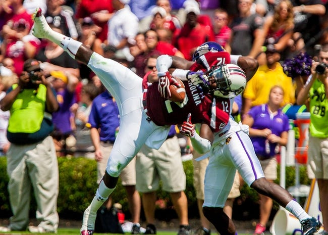 South Carolina Gamecocks vs. East Carolina Pirates 9/6/14 College Football Pick, Odds, Prediction