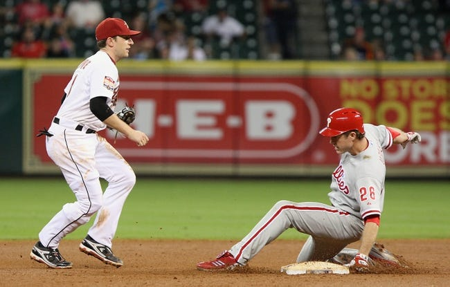 Philadelphia Phillies vs. Houston Astros 8/5/14 MLB Pick, Odds, Prediction