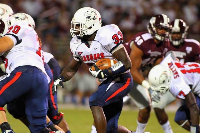 South Alabama Jaguars vs. Mississippi State Bulldogs Pick-Odds-Prediction - 9/13/14