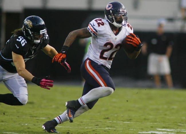 Jacksonville Jaguars at Chicago Bears - 8/14/14