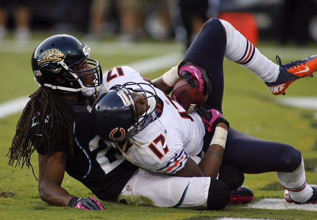 Chicago Bears vs. Jacksonville Jaguars NFL Pick, Odds, Prediction - 8/14/14