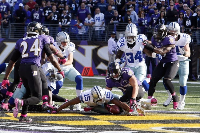 Baltimore Ravens at Dallas Cowboys NFL Preseason, Pick, Odds, Prediction - 8/16/14