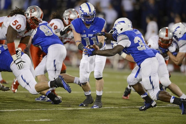 Air Force Falcons vs. New Mexico Lobos Pick-Odds-Prediction - 10/18/14