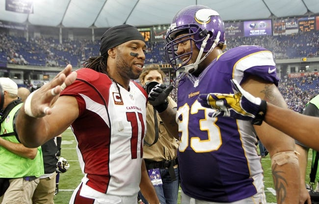 Arizona Cardinals at Minnesota Vikings NFL Preseason, Pick, Odds, Prediction - 8/16/14