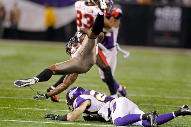 Vikings at Buccaneers - 10/26/14 NFL Pick, Odds, Prediction