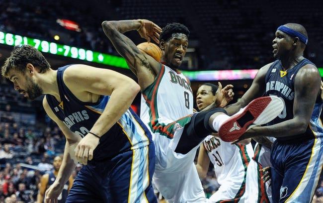 Memphis Grizzlies vs. Milwaukee Bucks - 10/8/14 NBA Preseason Pick, Odds, Prediction