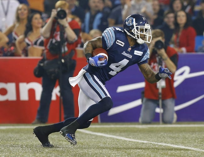 Montreal Alouettes vs. B.C. Lions CFL Pick, Odds, Prediction - 7/19/14