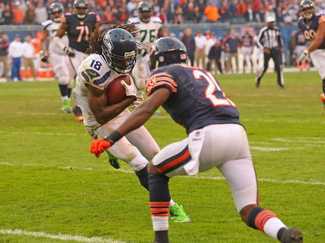 Seattle Seahawks vs. Chicago Bears Pick-Odds-Prediction - 8/22/14