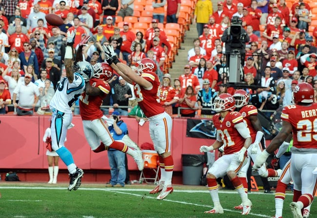 NFL Preseason Week 2 Pick Kansas City Chiefs at Carolina Panthers - 8/17/14