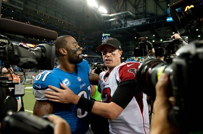 NFL | Detroit Lions (5-2) at Atlanta Falcons (2-5)