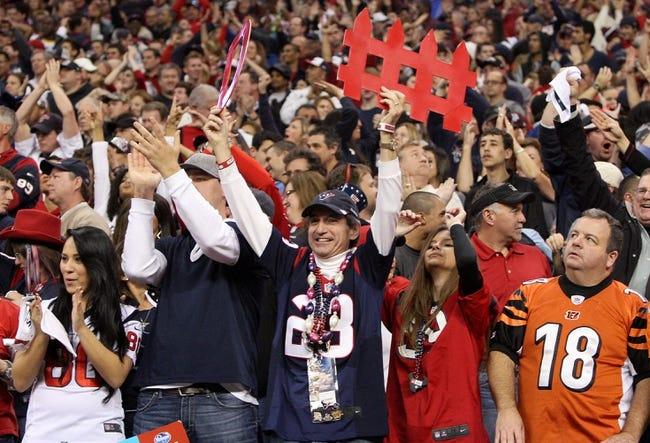Texans vs. Bengals - 11/23/14 NFL Pick, Odds, and Prediction
