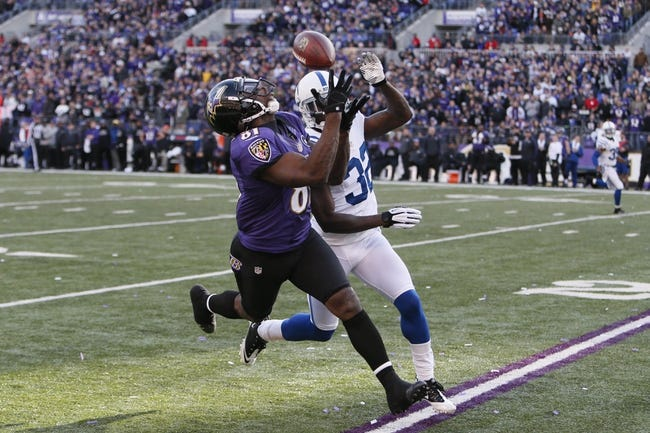 Baltimore Ravens at Indianapolis Colts Free Pick, Odds, Prediction 10/5/14