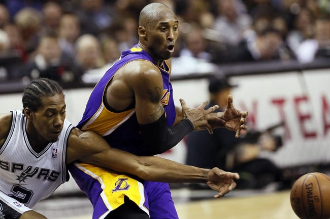 Los Angeles Lakers vs. San Antonio Spurs - 11/14/14 NBA Pick, Odds, and Prediction