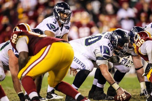 NFL | Seattle Seahawks (2-1) at Washington Redskins (1-3)